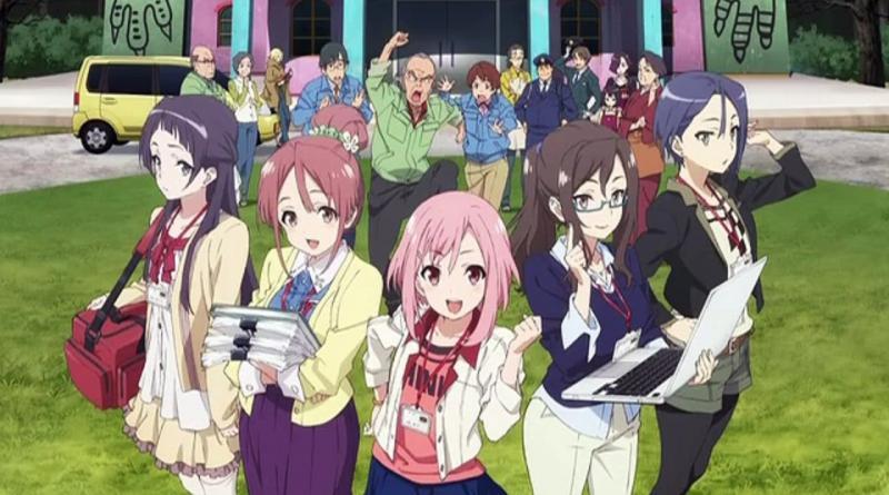 Sakura Quest - 1280x720