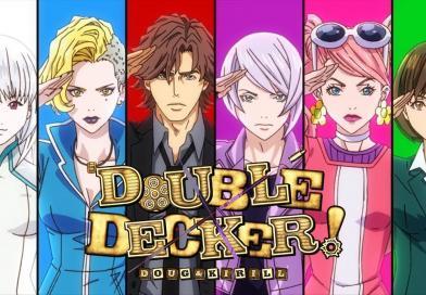 Double Decker! ~Doug & Kirill – Présentation